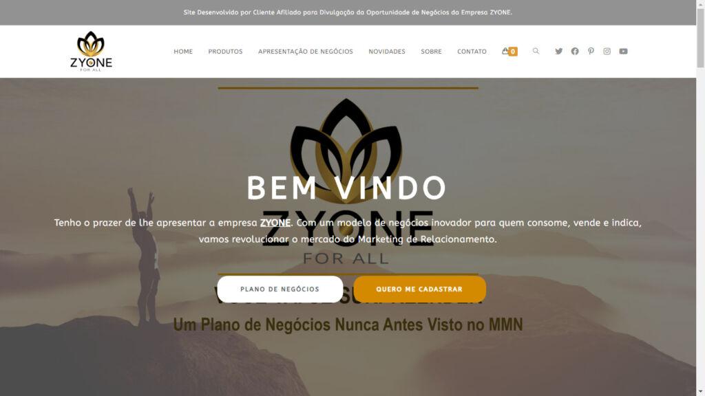 Marketing Multinível - Zyone Cosméticos
