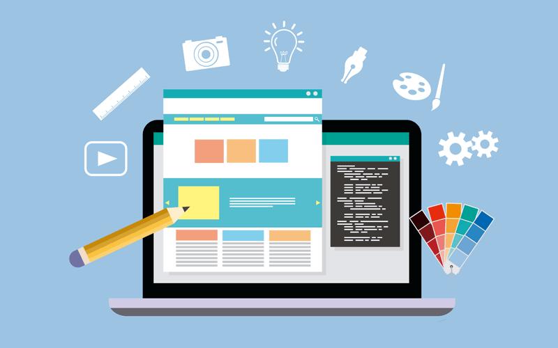 Creative Websites - Criação de Sites